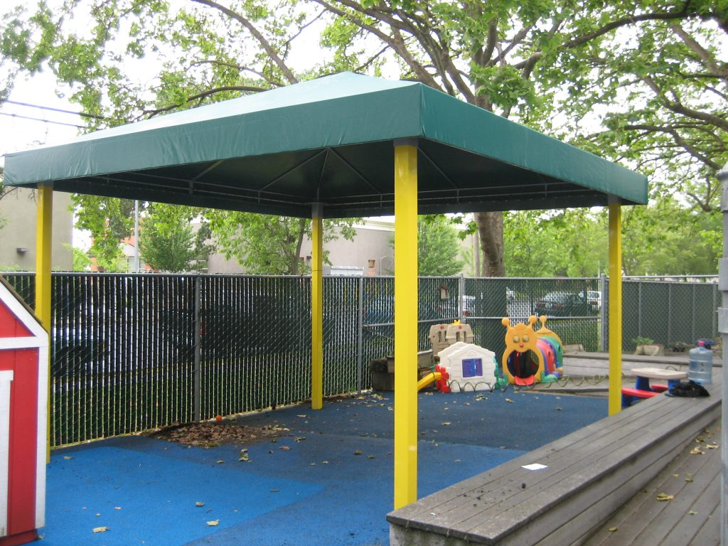 Shade Products Redwood Empire Awning